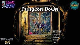 First Impressions MV - Dungeon Down - IGMC 2017 - RPG Maker MV