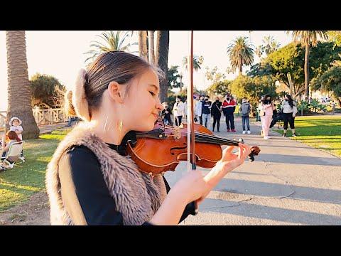 Dynamite - BTS (방탄소년단)   Karolina Protsenko - Violin Cover