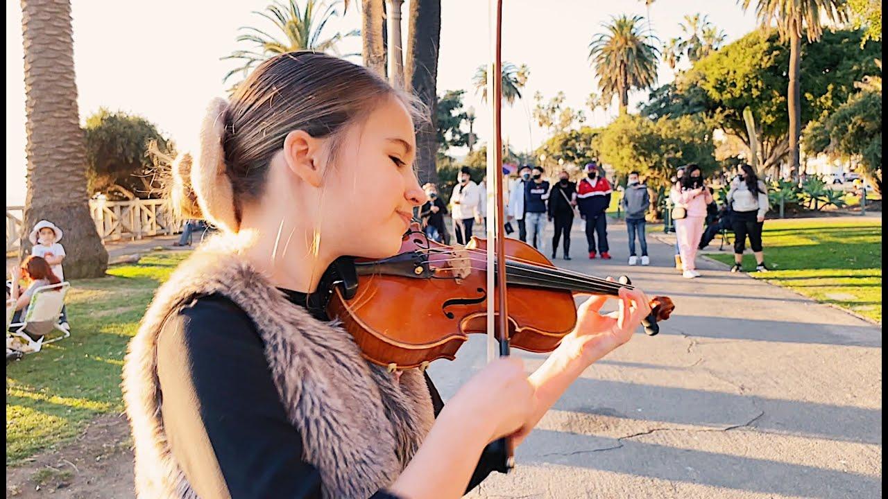 Dynamite - BTS (방탄소년단) | Karolina Protsenko - Violin Cover