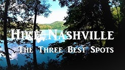 Hiking Nashville Tennessee