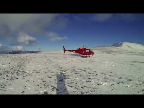 Reykjavik Summit Helicopter Tour Iceland