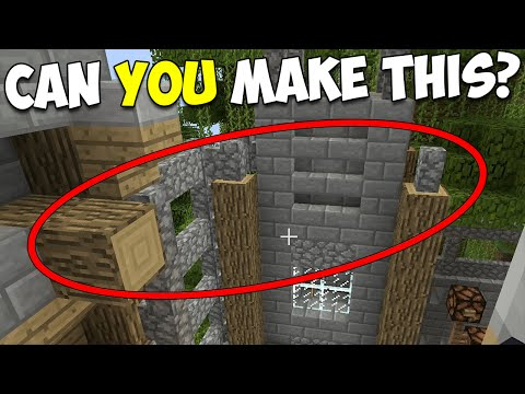 CAN YOU MAKE THIS JUMP?! | Battle Mode Lobby Challenge [Minecraft Console]