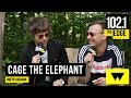 Cage the Elephant 連続再生 youtube