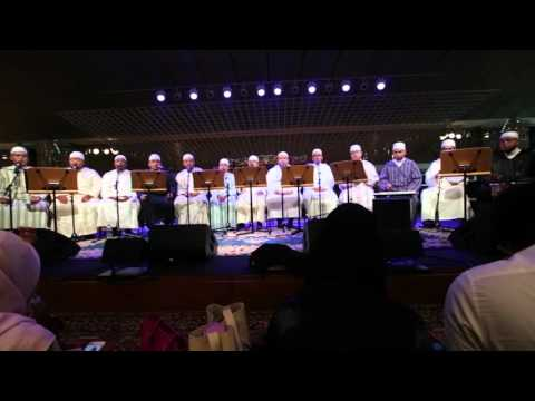 Madeehul Mustafa Esplanade 2016 - abki ala syaam  ابكي على شام الهوى