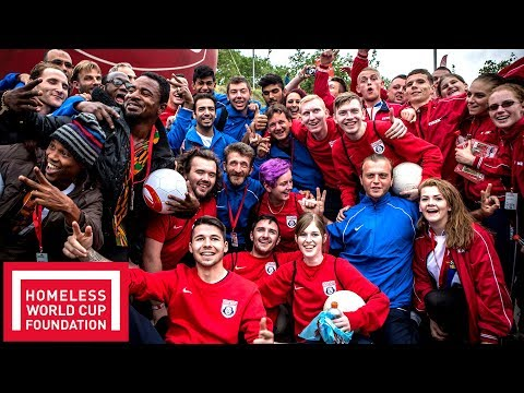 Remember the Amazing 2014 Homeless World Cup in Santiago, Chile | Throwback