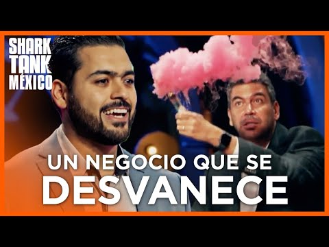 Negociando con granadas de humo | Shark Tank México