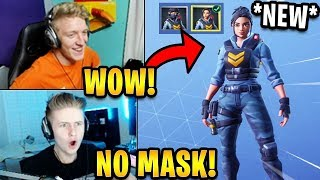 Streamers Get The 'NEW' Unmasked Style For the Waypoint Skin! (MISE À NIVEAU GRATUITE) Faits saillants de Fortnite