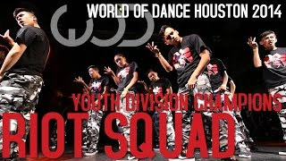 """Riot Squad Presents: """"Mic Check""""   WOD Houston 2014 #WODHTOWN"""