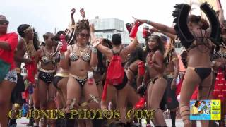 St  Lucia Carnival Monday part 1