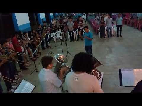Banda Musical de Silves/Am | BMJSP - Congresso MJV.  #Lindo és