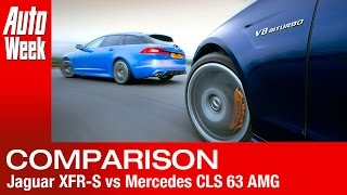 Jaguar XFR-S Sportbrake 2015 Videos