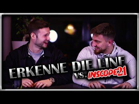 Erkenne die LINE 5.0 (kein KOKS) feat. Inscope21, still the same Cringe...