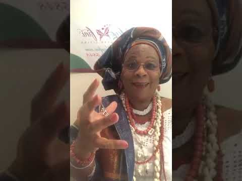 Download Ask Yeyefini Show: Topic Olokun the energy of wealth, mystery and abundance