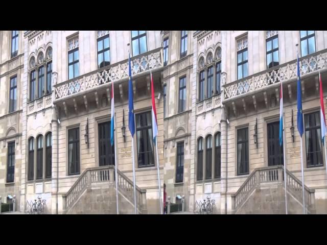 Luxemburgo en 3D