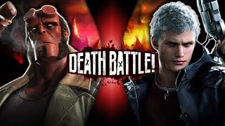Fan Made Death Battle Trailer: Nero VS Hellboy (Devil May Cry VS Dark Horse Comics)