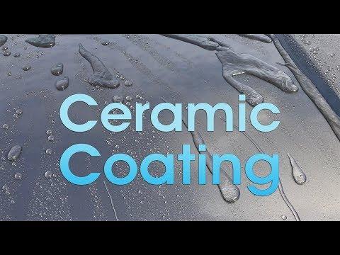 Ceramic Coating Car Care quick test