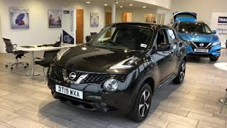 2019 19 Nissan Juke 1.6 [112] Bose Personal Edition 5dr with Sat Nav & Camera for sale at Thame Cars