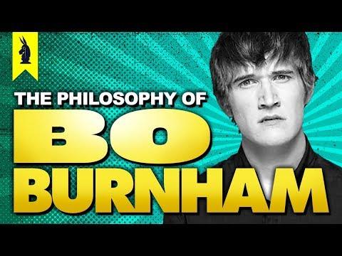 The Philosophy of Bo Burnham – Wisecrack Edition
