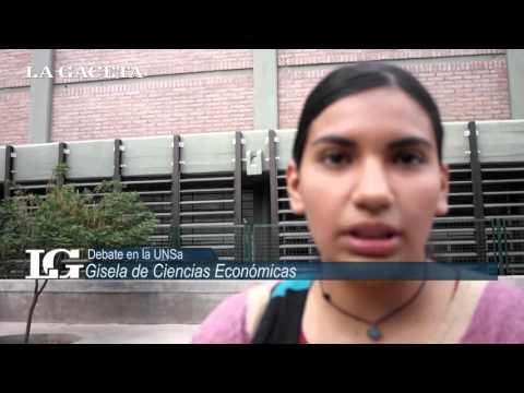¿Qué opinaron los estudiantes de la UNSa sobre los candidatos a diputado?