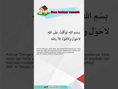 Lafal bacaan niat haji arab latin dan artinya..