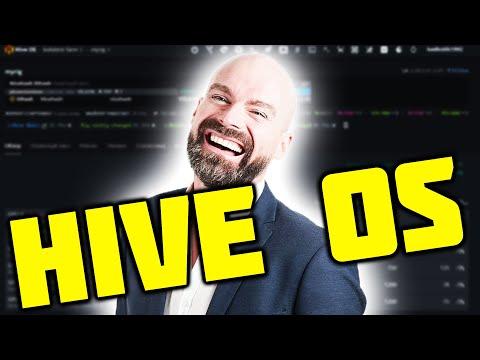 Подробная Инструкция HiveOS: Как Установить HiveOS, Майнинг ETC и Nicehash, Разгон, Telegram Бот