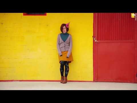 Yellow & flowers | Movanas Fashion Video
