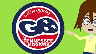 Lileina Joy: Golden Offering | Tennessee Missions Board