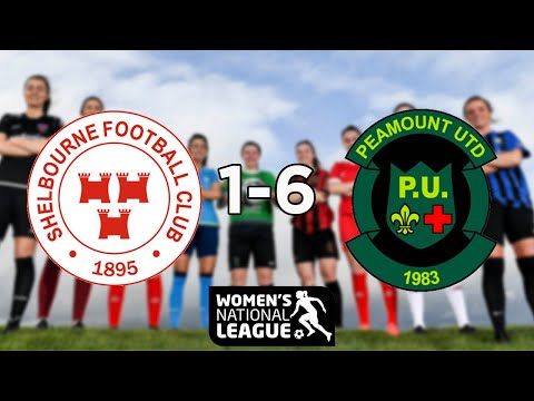 WNL GOALS GW8: Shelbourne 1-6 Peamount United