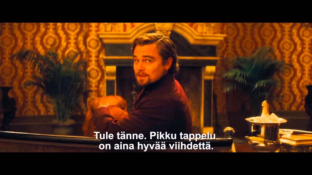 DJANGO UNCHAINED - virallinen traileri - Elokuvateattereissa 18.1.