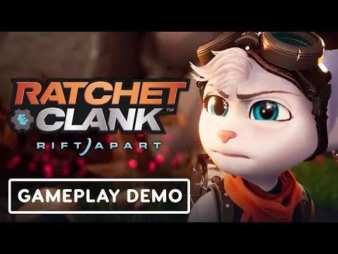 Ratchet & Clank: Rift Apart – Official Gameplay Demo | State of Play