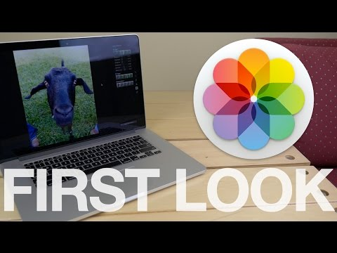 iPhoto Dies, A Full Tour of Photos for Mac