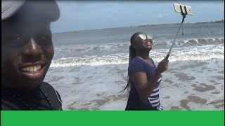 The Green African Beach | Tarkwa Bay | Lagos, Nigeria