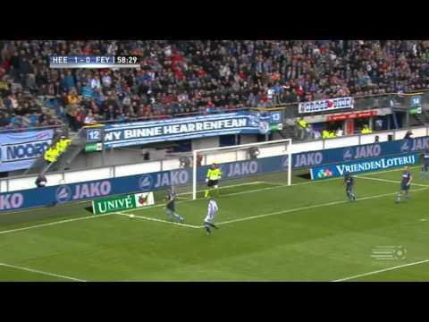 Samenvatting sc Heerenveen-Feyenoord