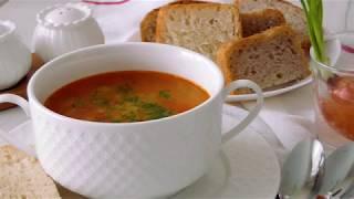 Вкусный постный суп за 30 минут с красной чечевицей!***Delicious soup in 30 minutes with red lentils