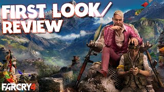 Far Cry 4 - E01 First Look/Semi Review On PC Is It Good Or Is It Crap?