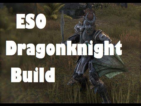 Elder Scrolls Online Sword And Board Magicka Nightblade Build Pve