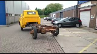 Test drive 1956 chevy 5700