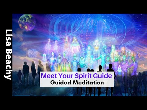 Meet Your Spirit Guide Guided Meditation