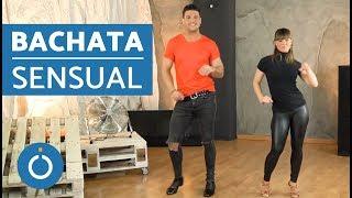 Cómo bailar bachata SENSUAL- Paso básico de BACHATA
