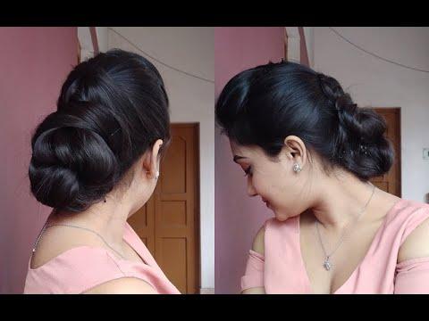bunjuda-hairstyle-for-every-occasion|selfmade|asmita