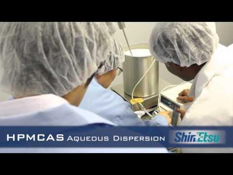 ShinEtsu-HPMCAS Aqueous Dispersion
