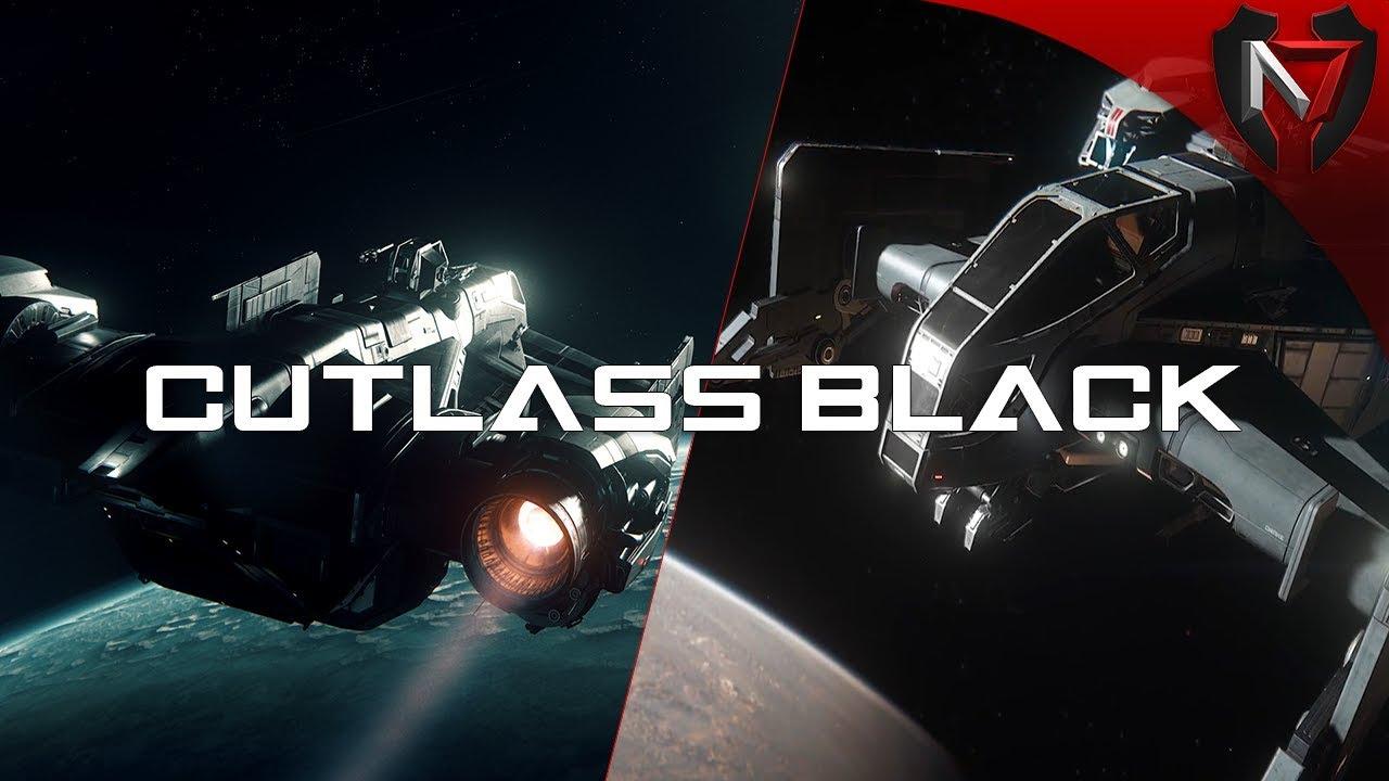 Download STAR CITIZEN   LE CUTLASS BLACK