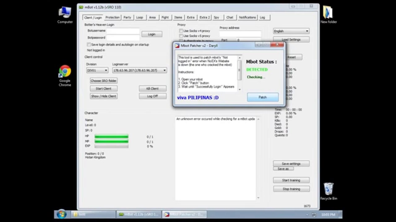 mbot patcher free download