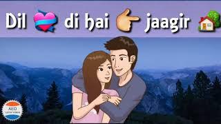 High Rated Gabru + Ban ja tu meri rani  Neha Kakkar  Whatsapp Statuss by fire status