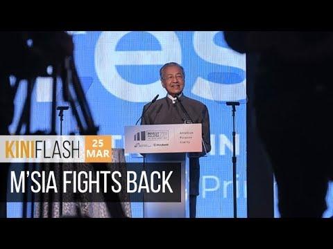 Malaysia fights back against EU palm oil ban | KiniFlash - 25 Mar