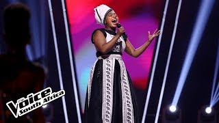 Siki Jo-An - 'The Click Song' | Blind Audition | The Voice SA: Season 3 | M-Net