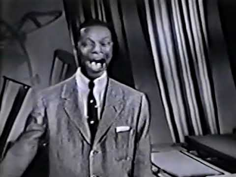 Nat King Cole Walkin' My Baby Back Home Live 1953 mp3