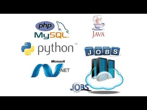 PHP or Python or Java WEB or .Net or Cpp - What Best chose - Get a Job