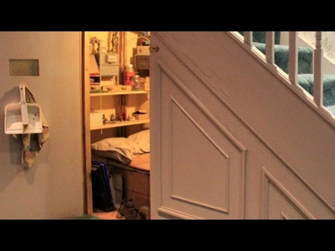 Harry Potters room in the cupboard under the stairs is available to rent  YouTube