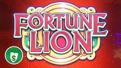 ⭐️ NEW -  Fortune Lions slot machine, bonus